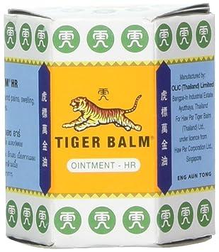 Tiger Balm Baume Du Tigre Blanc 30 G Baume Soulage Et