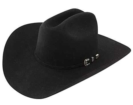 8be8381e385cb Stetson Men s Skyline Hat at Amazon Men s Clothing store  Cowboy Hats