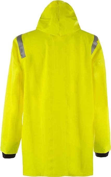 Altus Jacket Rain Weather PVC Mens XL Running Outdoors Lightweight Windbreak Gym Long Sleeve