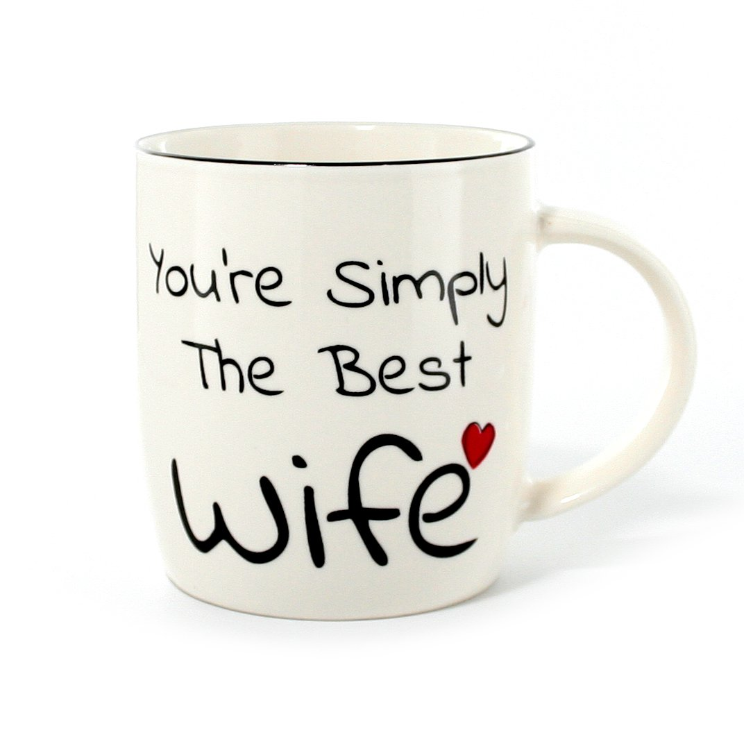 Janazala Tasse Beste Ehefrau der Welt,\