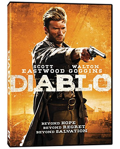 Diablo -  DVD, Rated R, Lawrence Roeck