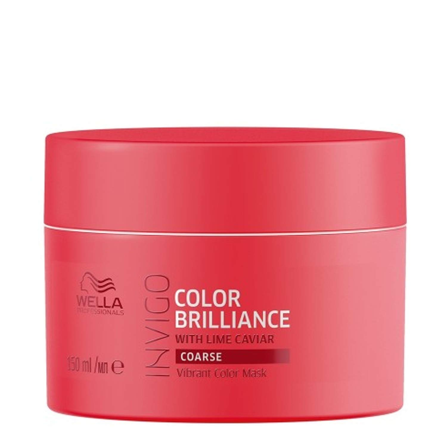 Wella INVIGO Color Brilliance Mask Coarse mascarilla para el pelo Unisex 150 ml - Mascarillas para el cabello (Unisex, 150 ml, 1 pieza(s))