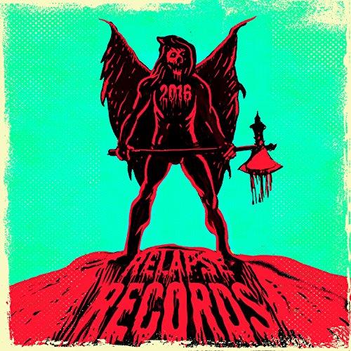 Relapse Records Fall 2016 Sampler