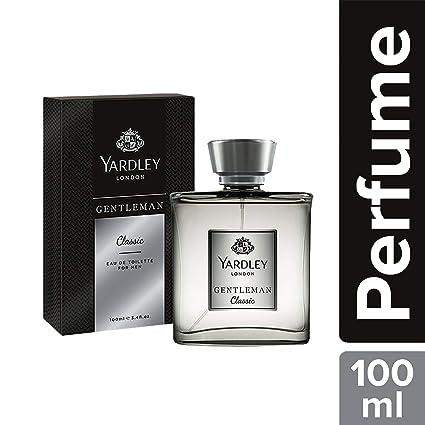 Buy Yardley London Gentleman Classic Eau De Parfum For Men 100ml