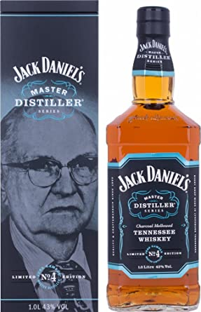 Jack Daniels N0.4 Master Distiller Whisky - 1000 ml