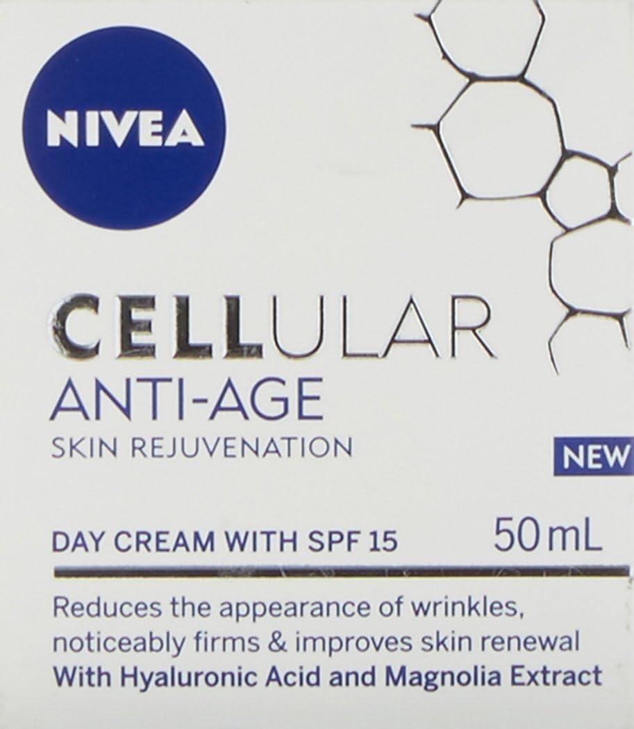 Nivea Cellular Anti-Age Skin Rejuvenation Day Cream with SPF 15 50 ml