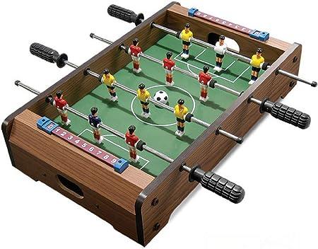 Mesa de futbolín para mesas de fútbol de Adultos y niños.: Amazon.es: Hogar