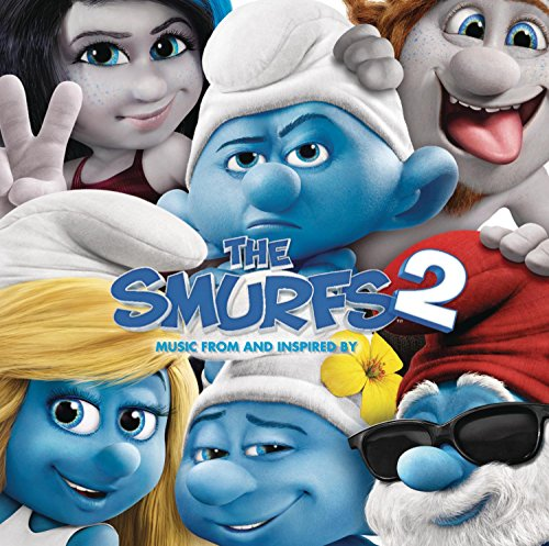 various the smurfs 2 music from and inspired by amazon com music