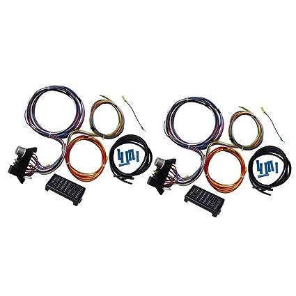 Amazon.es: non-brand Baoblaze 2 Pedozos Cables Arnés de Cableado ...
