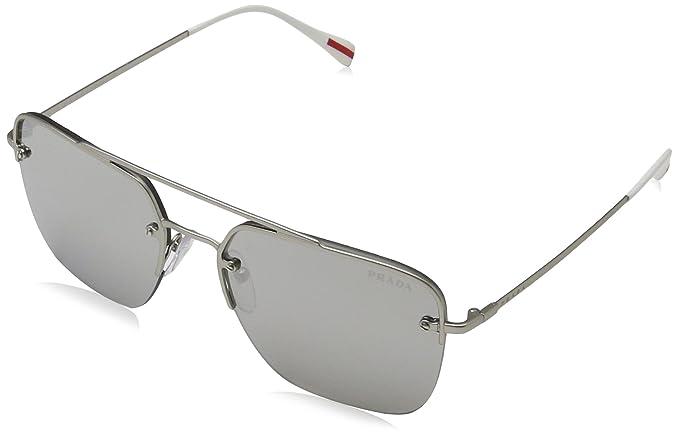 0bfac40c34 Image Unavailable. Image not available for. Colour  PRADA SPORT Men s  0PS54SS QFP2B0 59 Sunglasses ...
