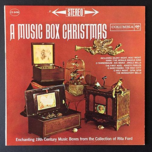 A Music Box Christmas (A Box Christmas Music Lp)