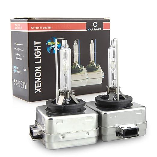 167 opinioni per D1S HID Xenon Lampade 4300K, 12V 35W, Pack of 2