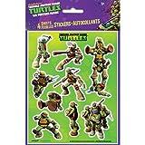 kids stickers ninja - Teenage Mutant Ninja Turtles Sticker Sheets, 4ct