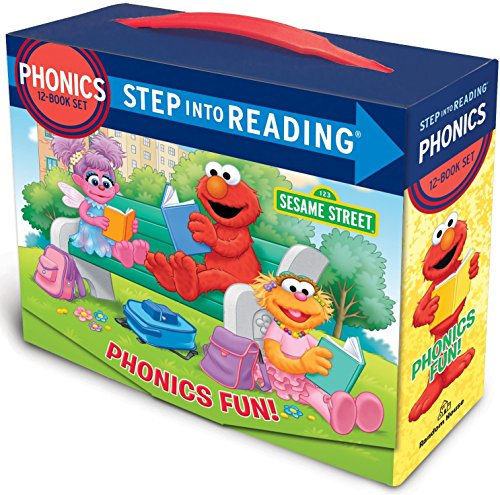 Phonics Fun! (Sesame Street) (Sesame Street: Step Into Reading)