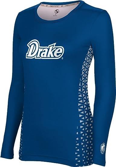 ProSphere Drake University Girls T-Shirt Geometric