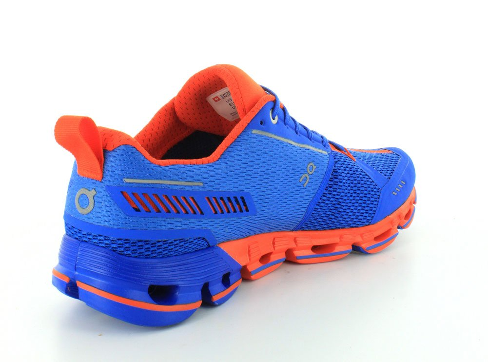 On Running Men's 9 Cloudflyer Sneaker Iron/Sky B00YYE3L68 9 Men's D(M) US - Men's|Water/Flame 8066eb