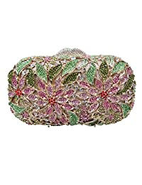 Fawziya Bags For Women Evening Clutch Handbags And Clutches Crystal