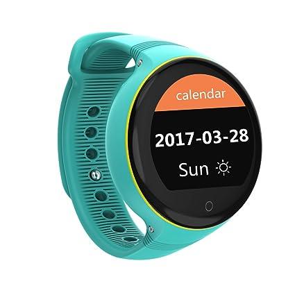 PINCHU Reloj Inteligente para Niños Reloj GPS para Niños ...