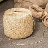 4-1/2 lbs. Biodegradable 1-Ply Sisal Twine (2,500 ft.)