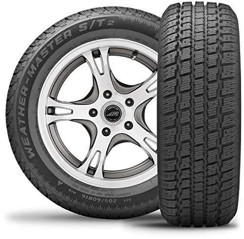 Cooper Weather-Master S/T 2 Winter Radial Tire - 215/65R16 98T by Cooper Tire (Image #2)