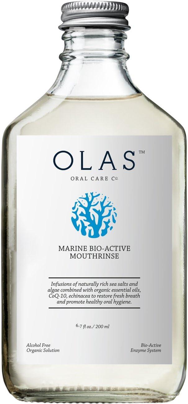 OLAS Alcohol-Free Zero Waste Mouthwash
