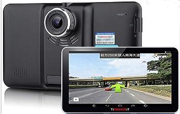 G9 Kay Rucker de navegación de 7 pulgadas de perro electrónico registrador de HD GPS: Amazon.es: Coche y moto