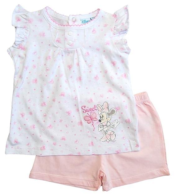Conjunto para beb/é ni/ña Minnie Mouse