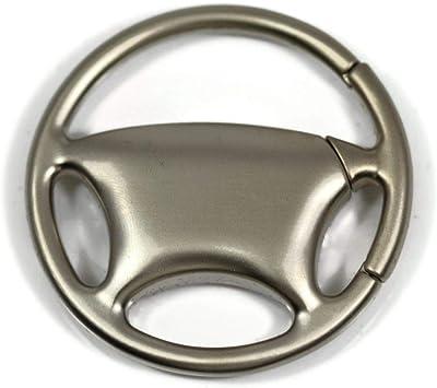 Amazon.com: Nissan NISMO logotipo grabados con láser llavero ...