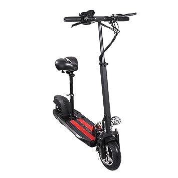 XULONG Scooters eléctricos Adultos Plegables, 120kg Carga ...