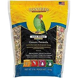 Sunseed Vita Prima Sunscription Conure Formula, 3 Pound Bag