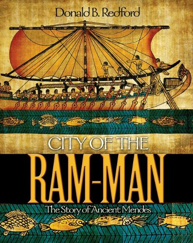 City of the Ram-Man: The Story of Ancient Mendes PDF