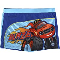 Blaze and the Monster Machines S0715491 One Piece Swimsuit, Azul, 2 Boys