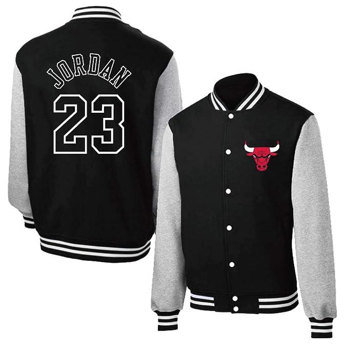 MFsport Chicago Bulls Michael Jordan Hombre Chaqueta de ...