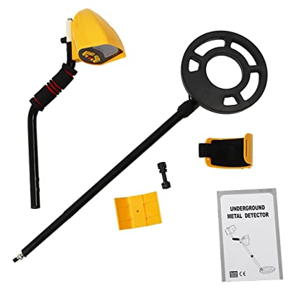 Amazon.com: Metal Detector - TOOGOO(R)Waterproof Underground Metal Detector Gold Digger Treasure Hunter Tracker: Home Improvement