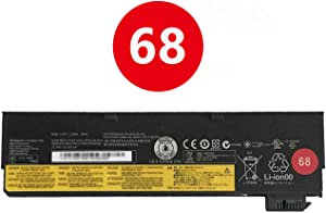 BOWEIRUI Laptop Battery Replacement for Lenovo ThinkPad T440 T440S X240 X240S S440 S540 X250 T450S L450 X260 K2450 T450 T460 Series 45N1126 68 0C52861 45N1124 45N1125 45N1756