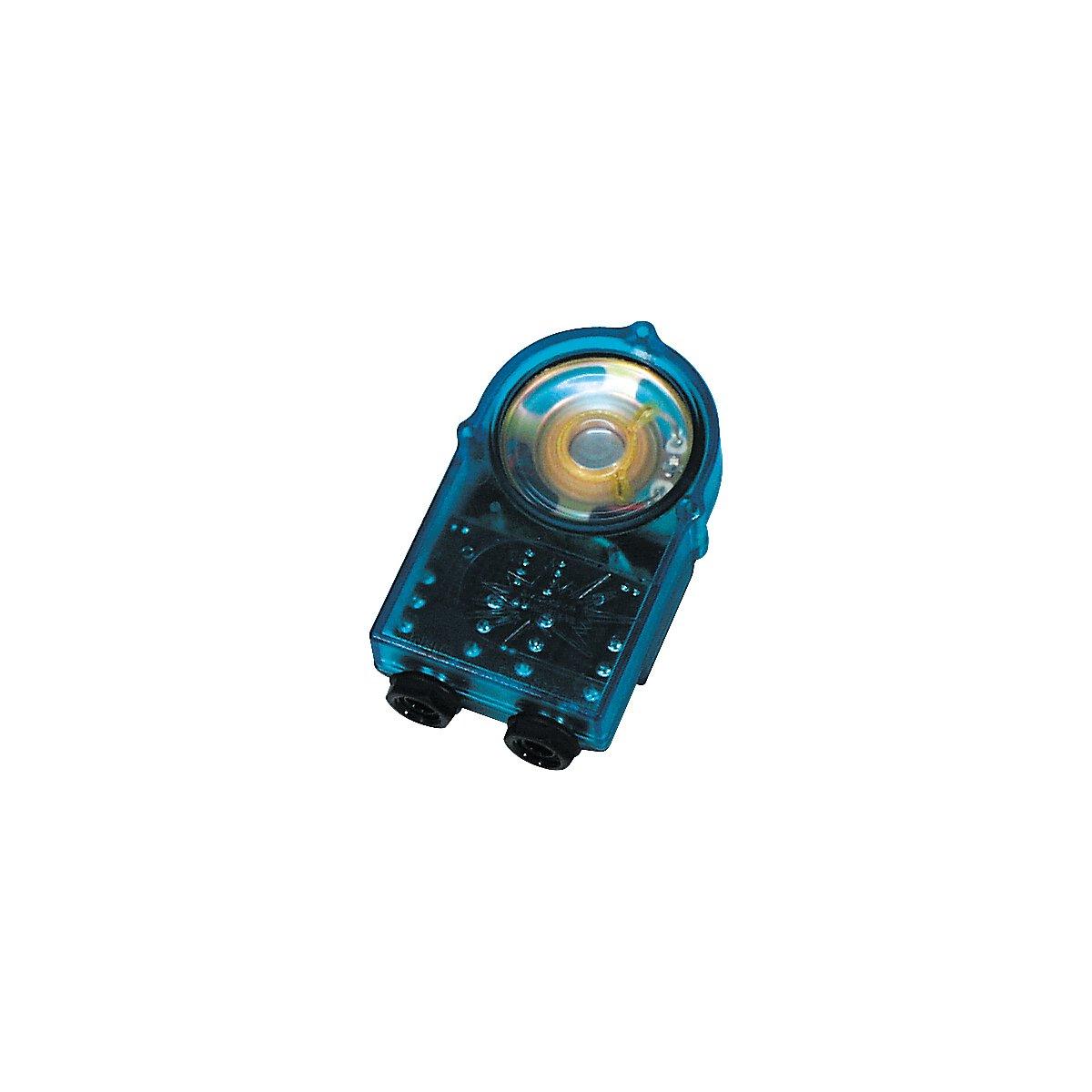 Smokey Amp Mini Amp Translucent Black