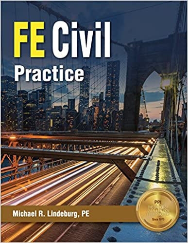 Fe civil practice michael r lindeburg pe 9781591265306 amazon fe civil practice first edition new edition by michael r lindeburg fandeluxe Image collections