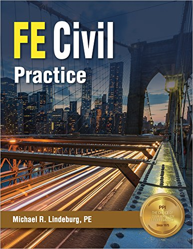 Pdf Engineering FE Civil Practice
