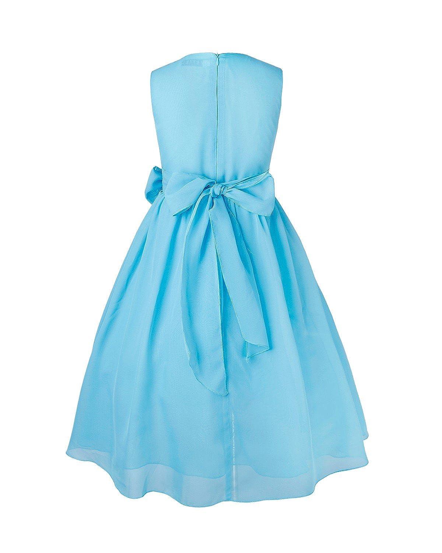 Freebily Vestido de Boda Bautizo Fiesta Graduación para Niña Dama de Honor Vestido Princesa Infantil: Amazon.es: Ropa y accesorios