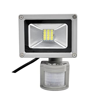 Foco LED con Sensor Movimiento 20W PrimLight SMD Proyector LED ...