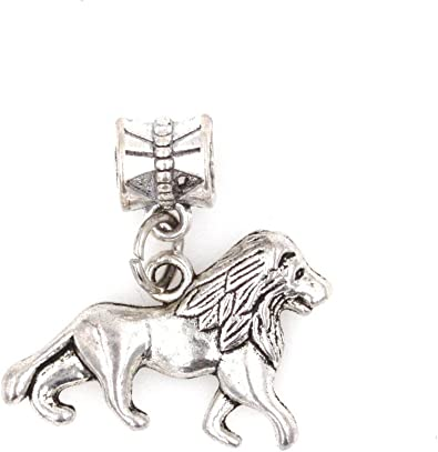 Sterling Silver 7 4.5mm Charm Bracelet With Attached Horse Head And Neck Charm
