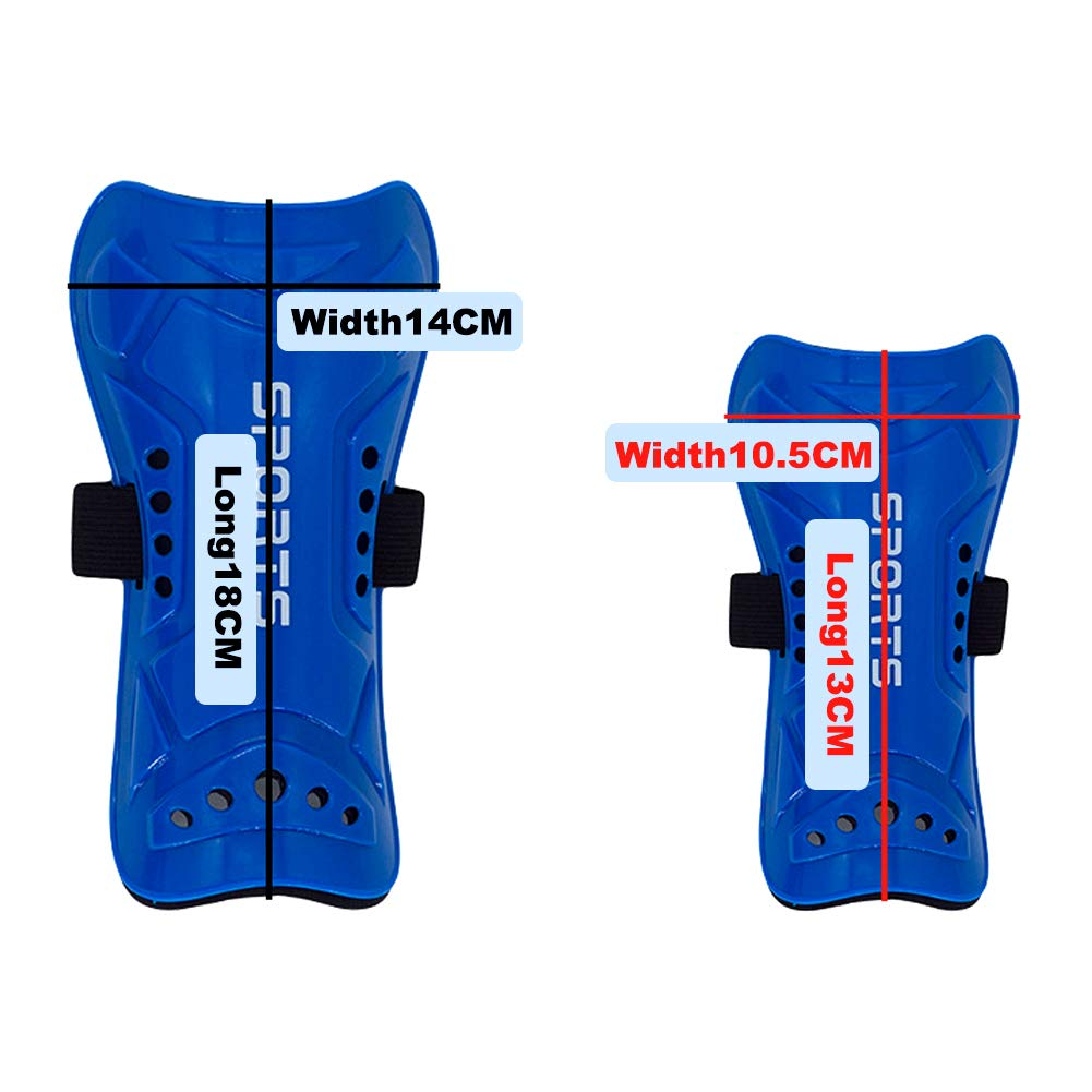 LYAmber Soccer Shin Guard Holder,Football Equipment Knee Braces Leg Guard Supports Protector Pads