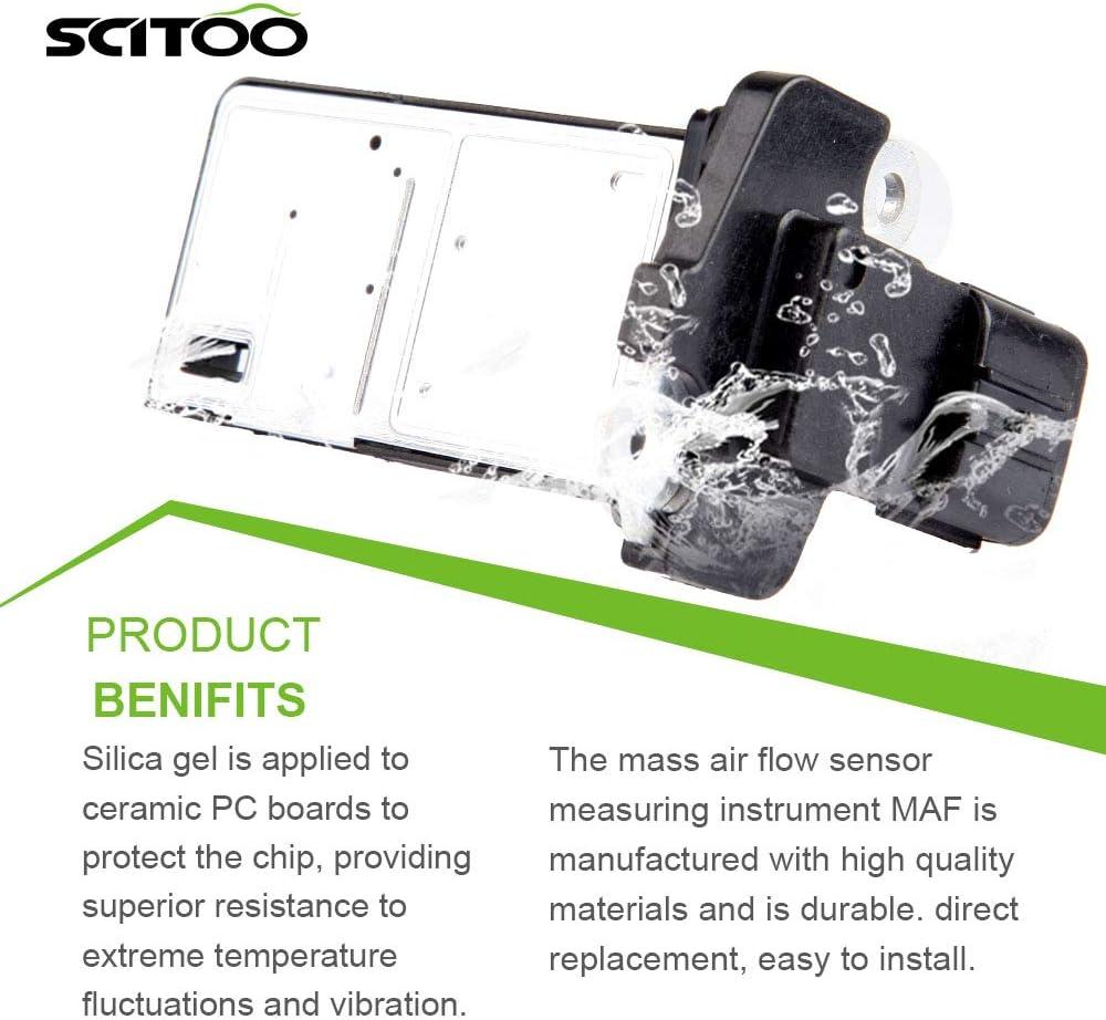 Mass Air Flow Sensor MAF0035 Sensor Meter Fit Toyota 4Runner Lexus GX470 4.7L