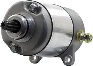 Rareelectrical New Starter Motor Compatible With Honda ATV Trx2550 Trx250Ex Trx250Te Trx250Tm 229Cc 1997-2007 By Part Numbers 31200-HM8-003 31200-HM8-A41 SM13475