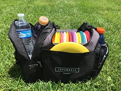The 8 best disc golf bags with cooler