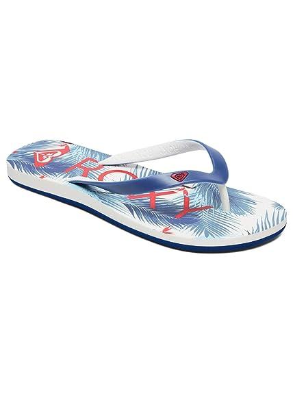42598ba8744 Roxy Tahiti - Tongs - Femme - EU 36 - Bleu
