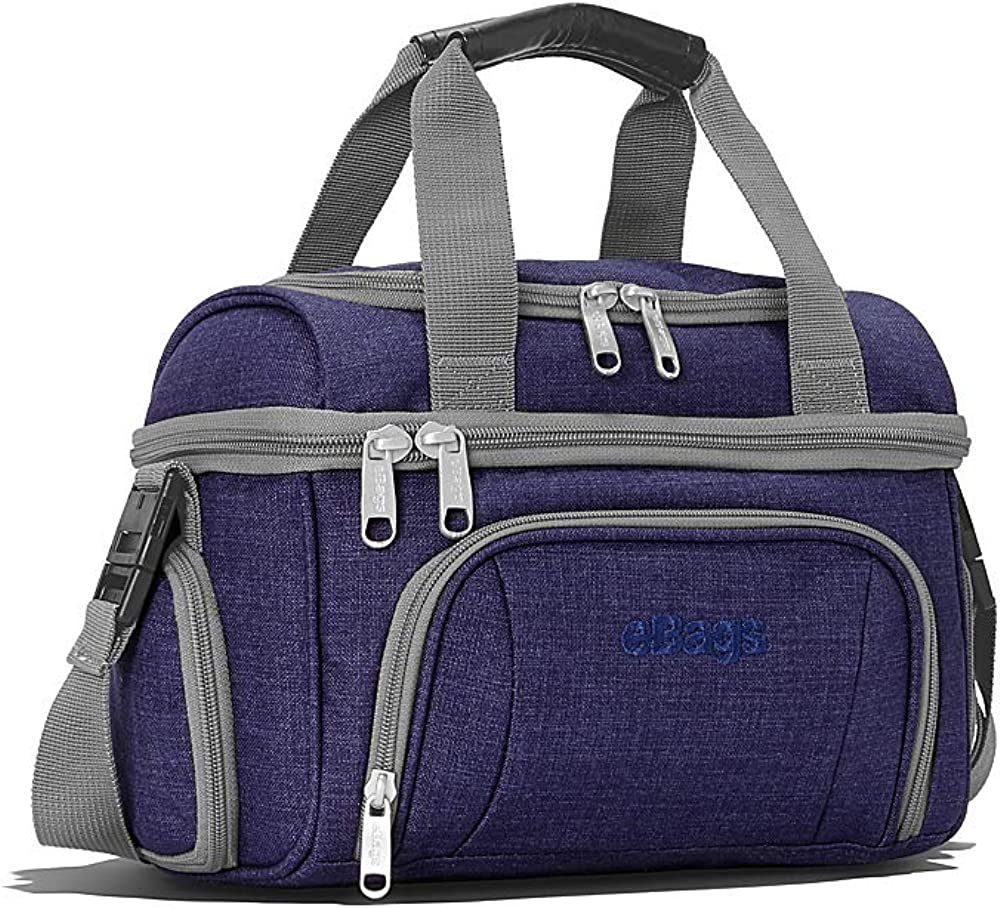 eBags Crew Cooler JR. - Soft Sided Insulated Lunchbox - For Work