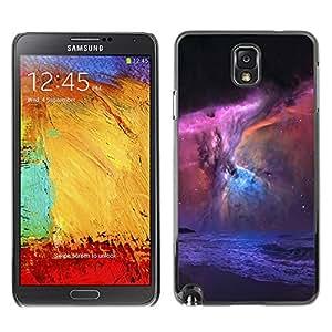 Descenso de las fuerzas del mal - Metal de aluminio y de plástico duro Caja del teléfono - Negro - Samsung Note 3 N9000