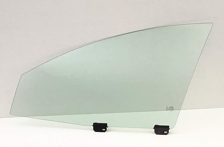 NAGD Compatible with 1998-2000 Dodge Intrepid /& Chrysler Concorde 4 Door Sedan Driver Left Side Front Door Window Glass