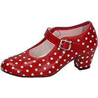MADE IN SPAIN 17 SEVILLANAS FLAMENCOS NIÑA Zapatos